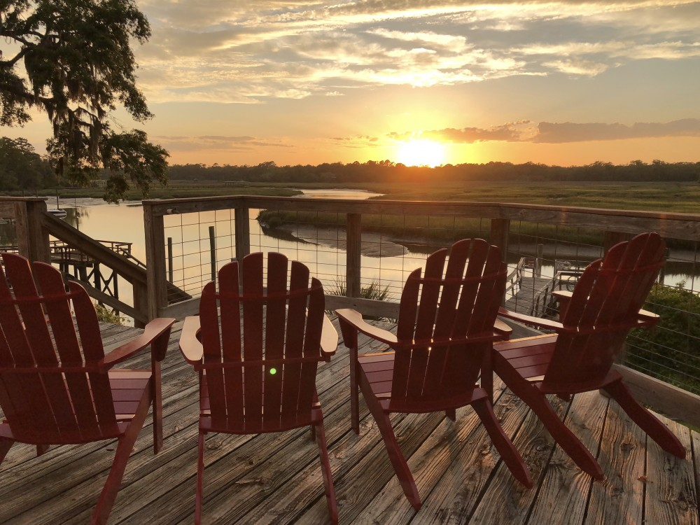 Darien vacation rental with
