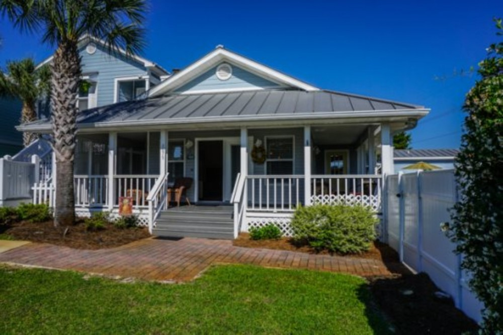 Destin vacation rental with Welcome to Pineapple Cabana Destin FL