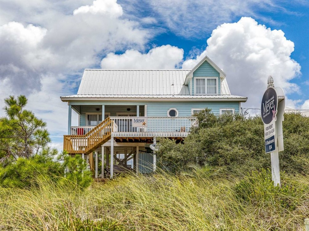 Fort Morgan vacation rental with Exterior-Front 1