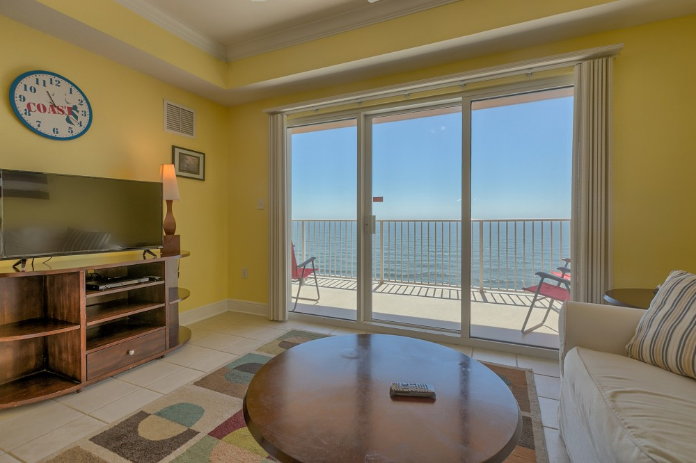Gulf Shores vacation rental with Living Room 1 view 2