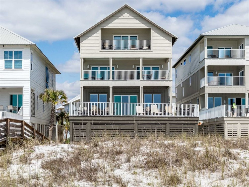 Orange Beach vacation rental with Exterior-Back 1