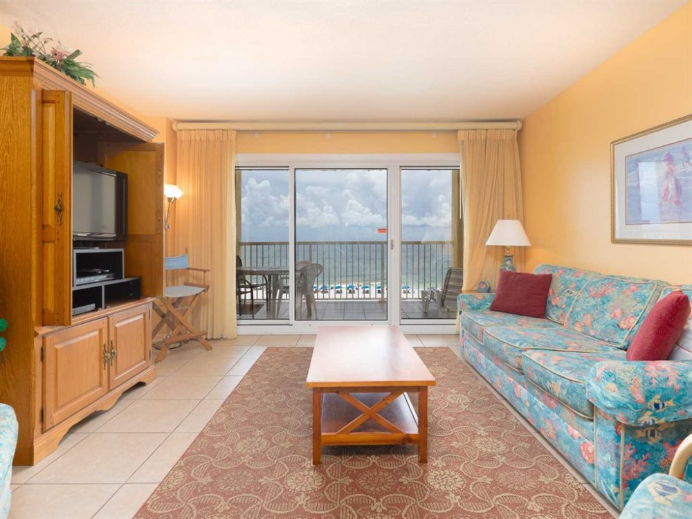 Gulf Shores vacation rental with Living Room 1