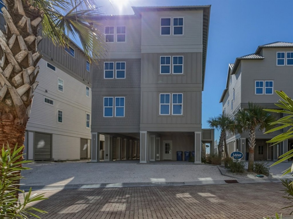 Orange Beach vacation rental with Front side of Home 1 view 1