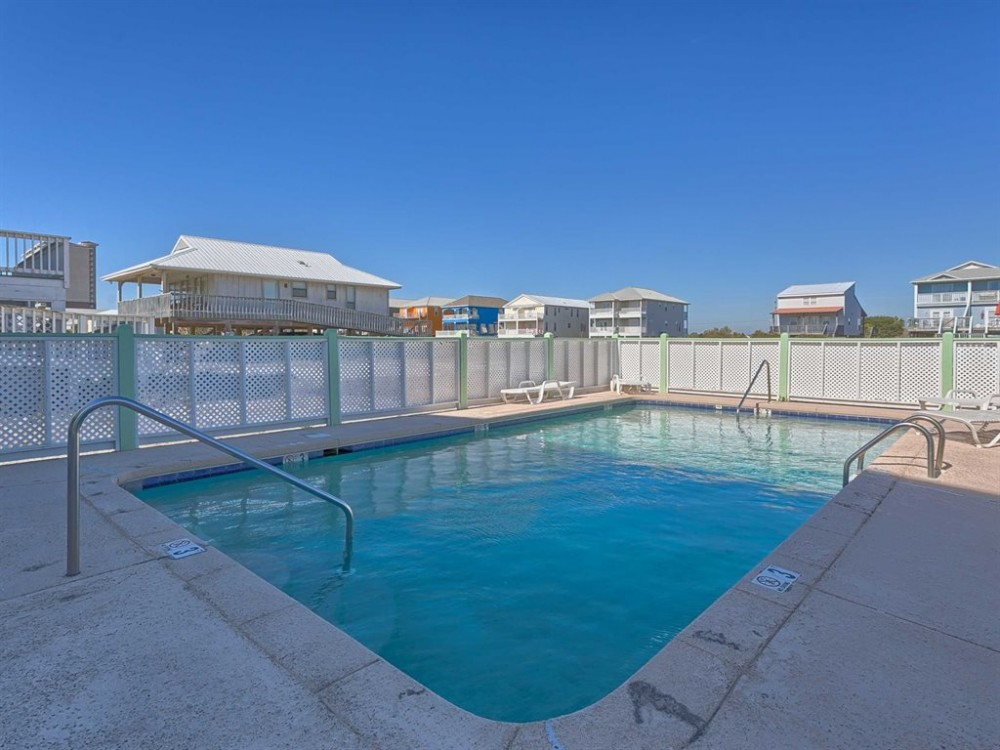 Gulf Shores vacation rental with Exterior-Back 1