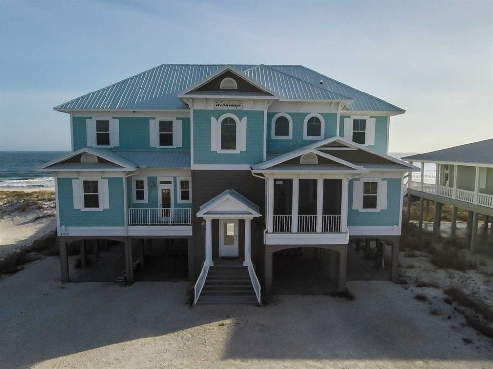 Gulf Shores vacation rental with Exterior-Front 2