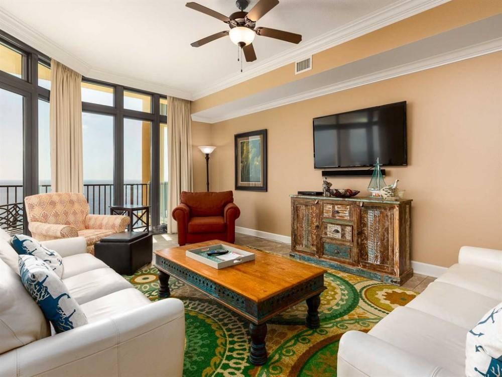 Orange Beach vacation rental with Living Room 1
