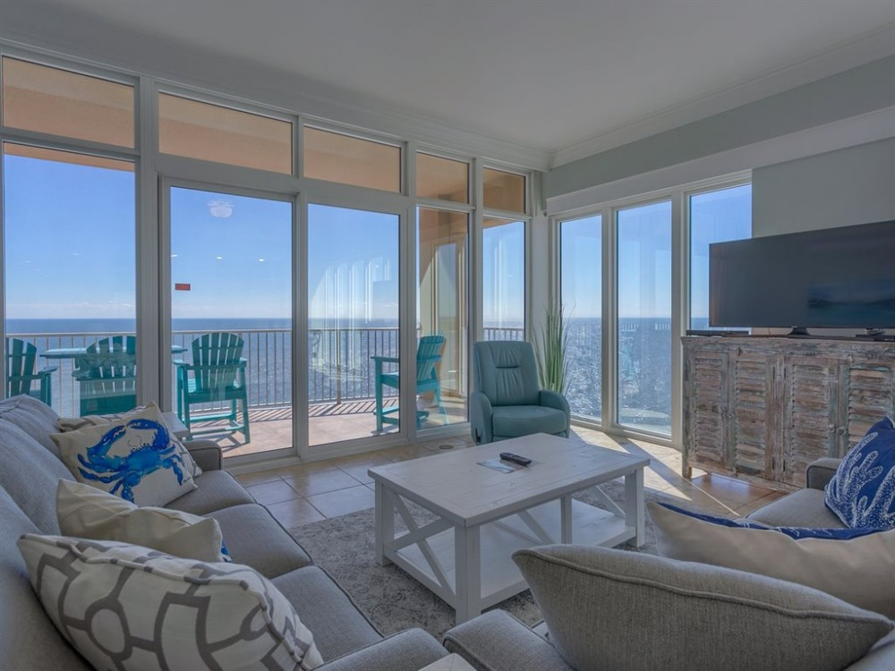Gulf Shores vacation rental with Living Room 1 view 1