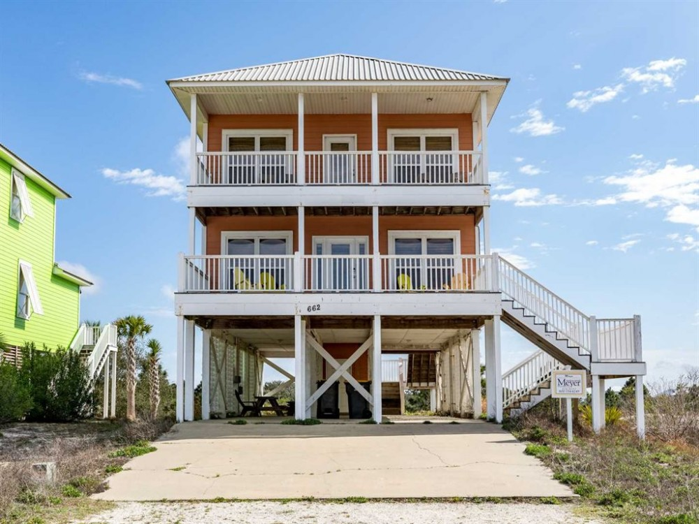 Gulf Shores vacation rental with Exterior-Front 1