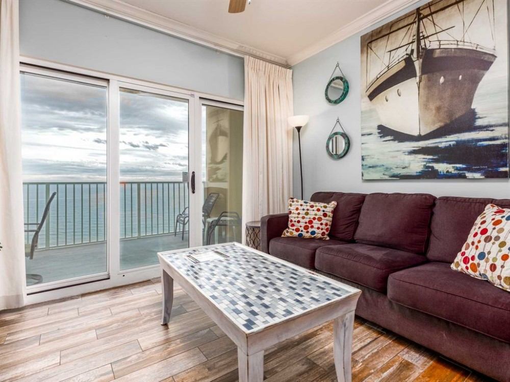 Gulf Shores vacation rental with Living Room 2
