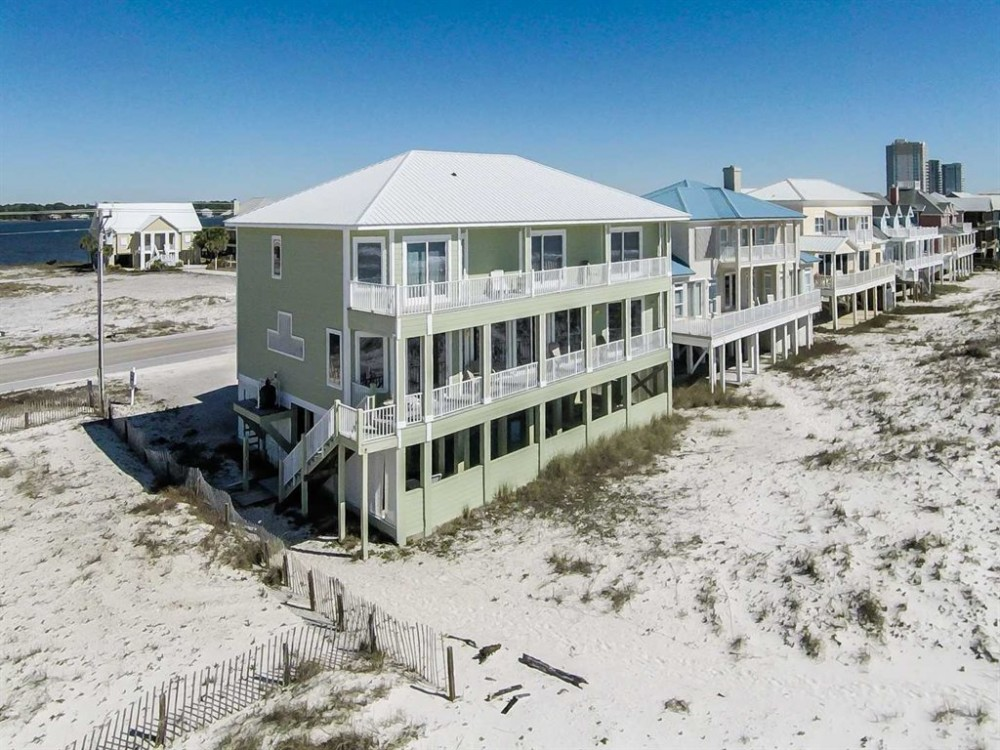 Gulf Shores vacation rental with Ext Back 1