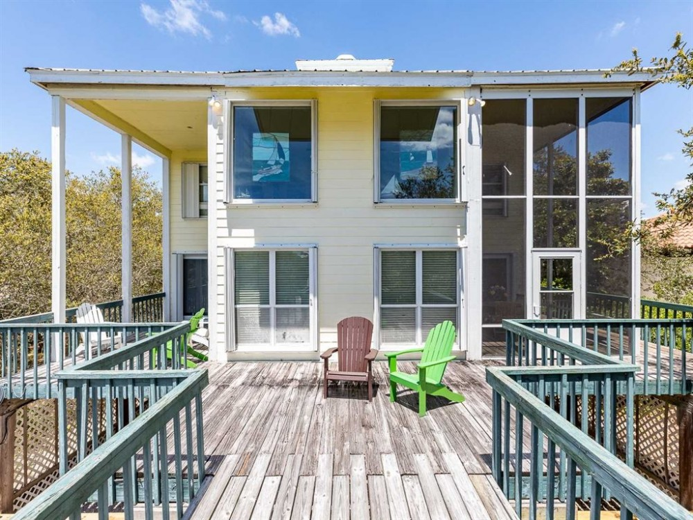 Orange Beach vacation rental with Back 1
