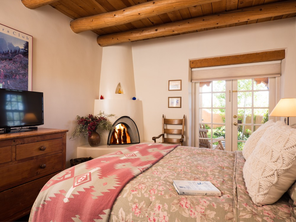 Santa Fe vacation rental with Master Bedroom