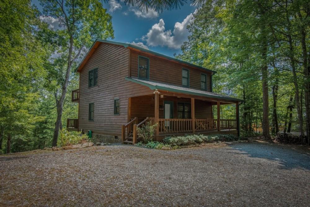 Blue Ridge vacation rental with