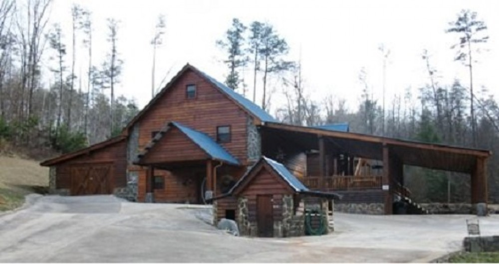 Copperhill vacation rental with
