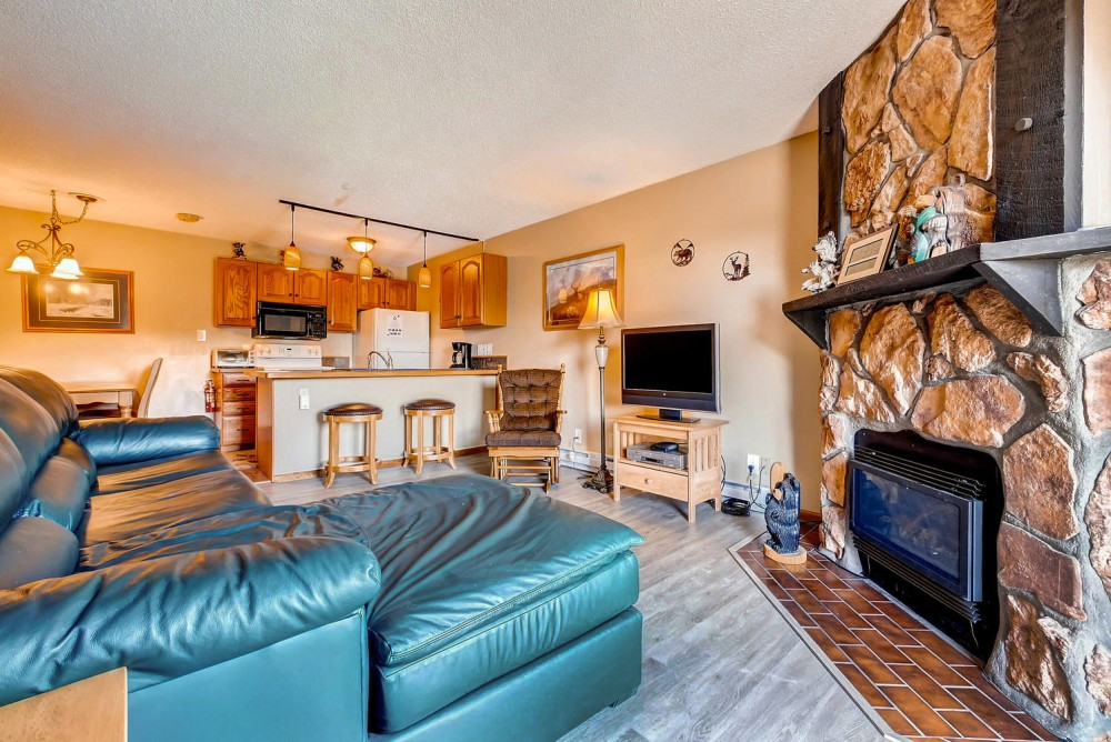 Steamboat Springs vacation rental with Living Room