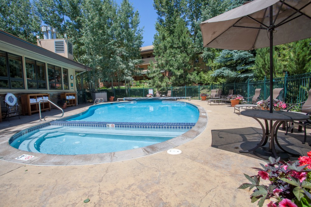 Steamboat Springs vacation rental with Outdoor Heated Pool and Hot Tub