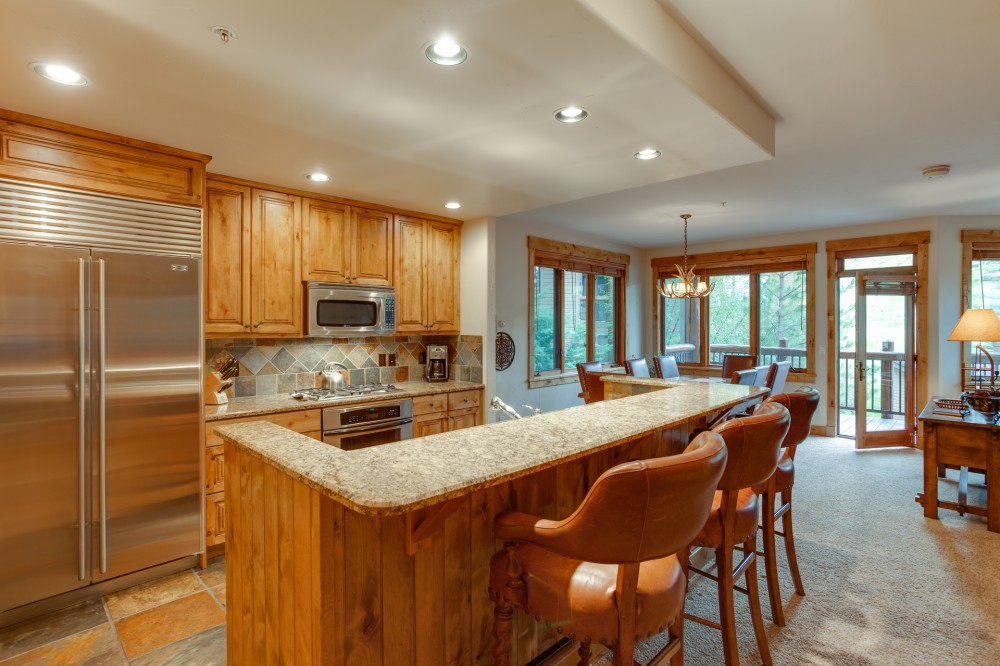Steamboat Springs vacation rental with Kitchen