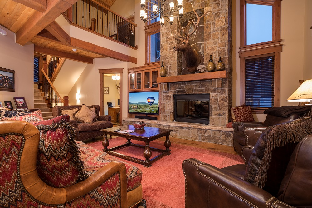 Steamboat Springs vacation rental with Living Area