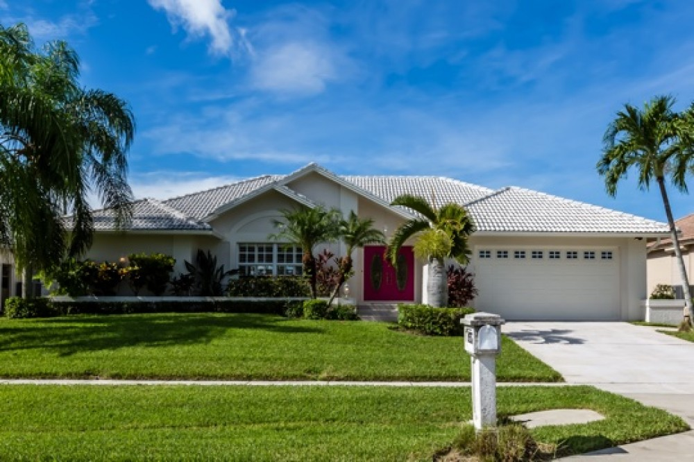 Marco Island vacation rental with Welcome to Buccaneer