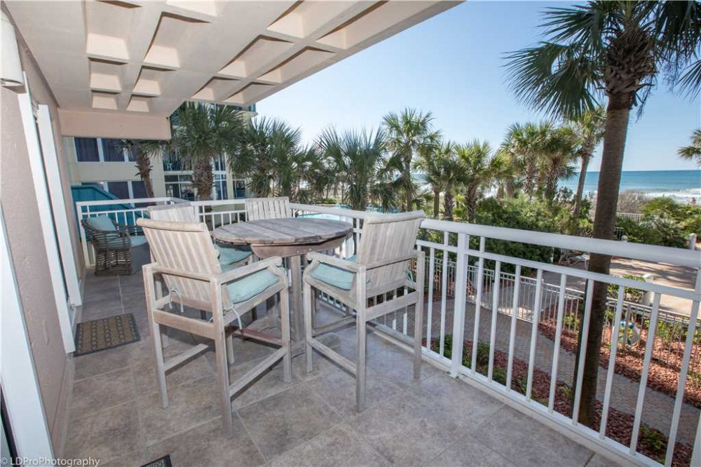Destin vacation rental with Balcony