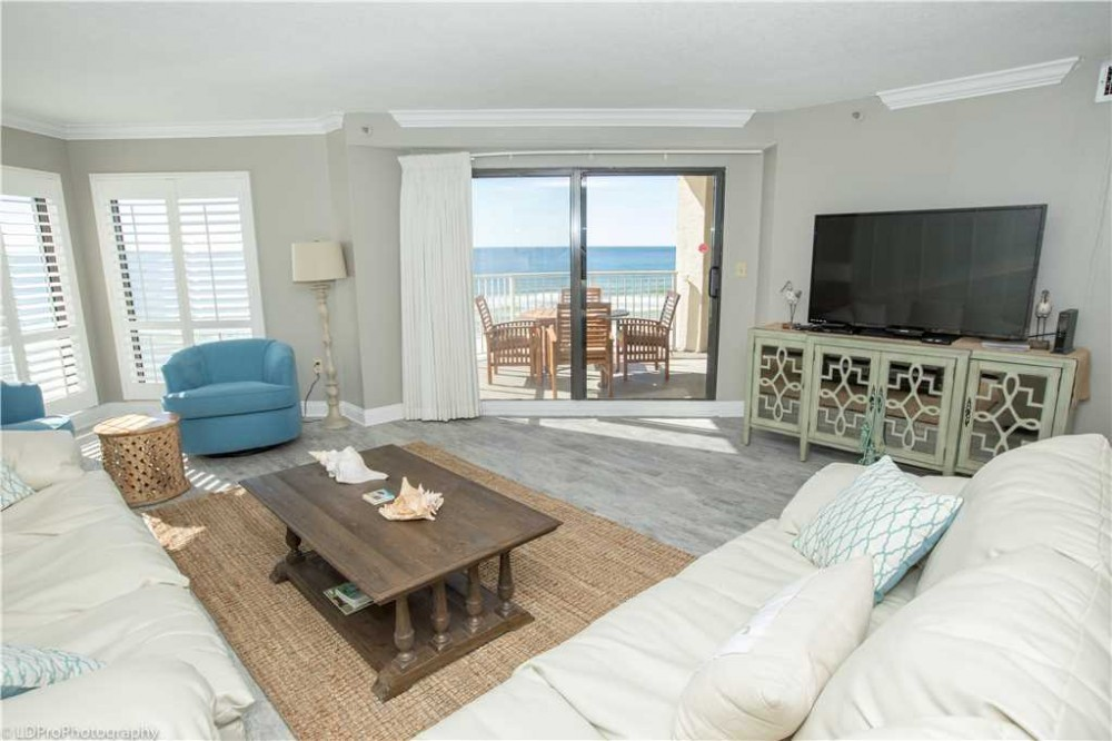 Destin vacation rental with LivingRoom