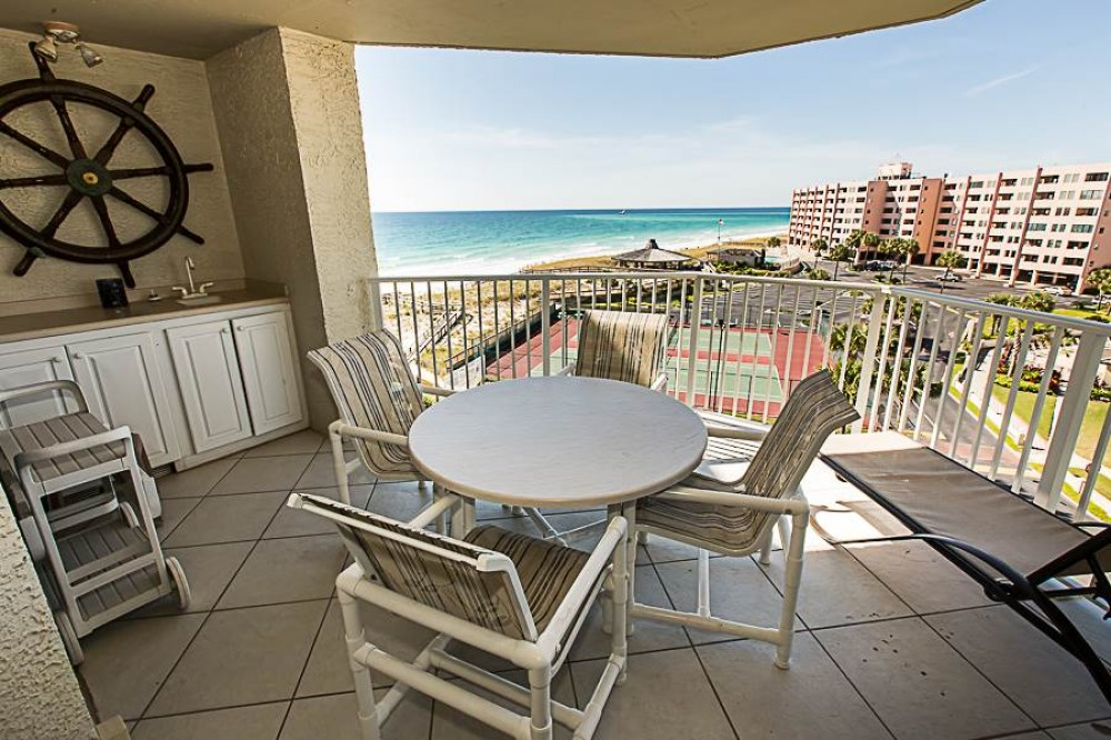 Destin vacation rental with InletReef510