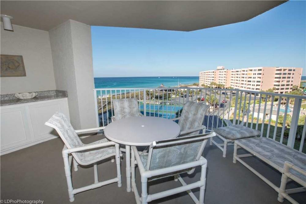 Destin vacation rental with IR51120of23