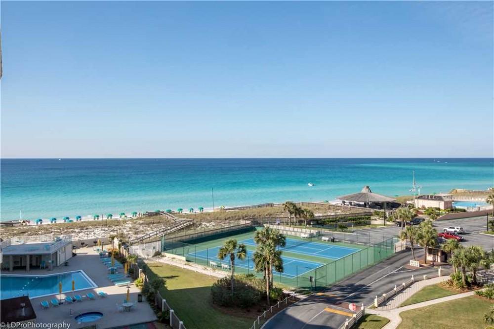 Destin vacation rental with IR61521of23