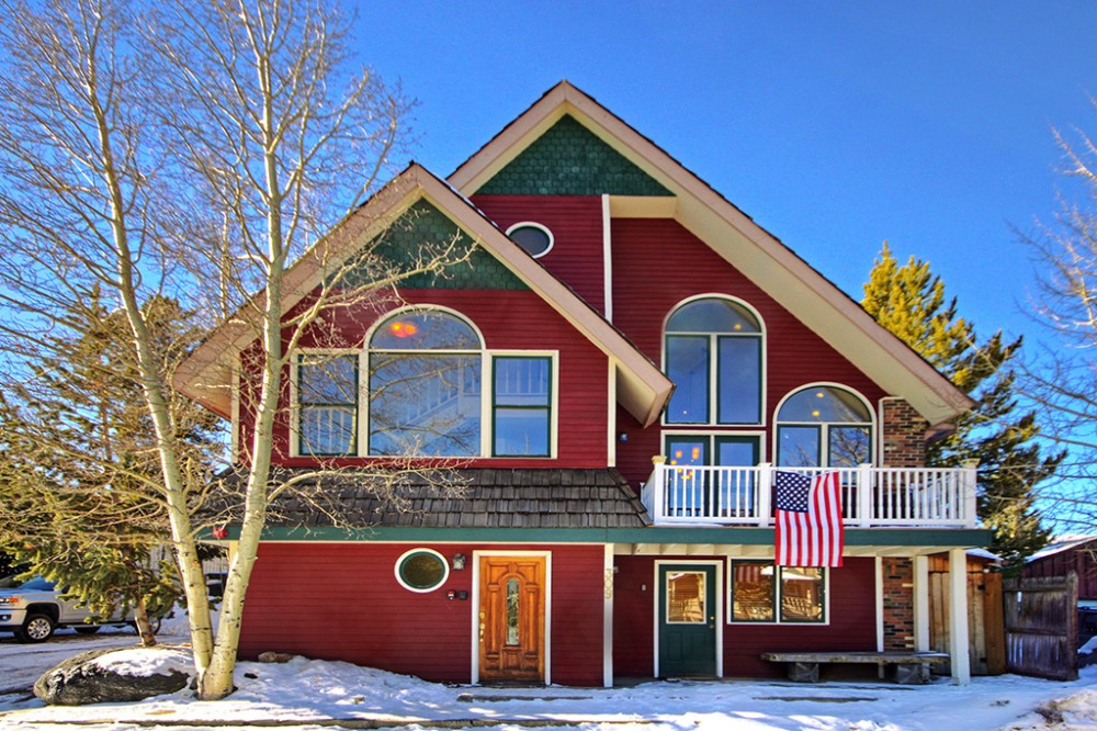Breckenridge vacation rental with The Breck Town Lodge