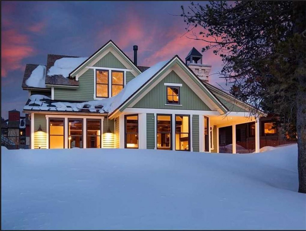 Breckenridge vacation rental with The Bogart House