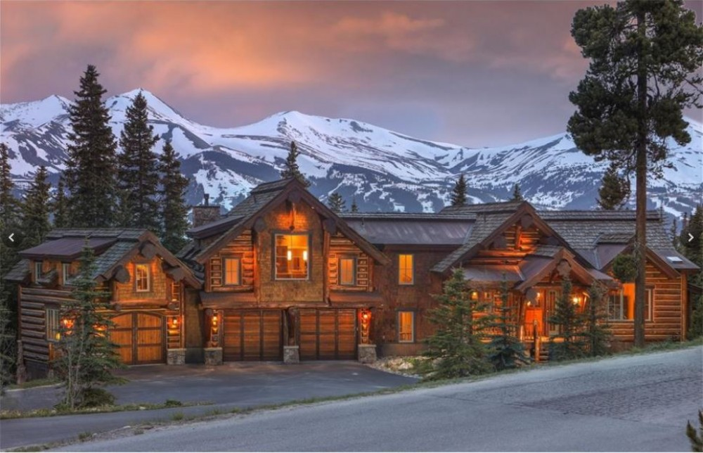 Breckenridge vacation rental with Goldenview Estate