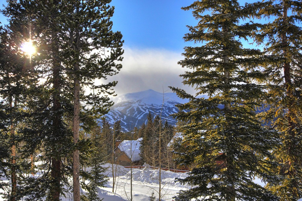 Breckenridge vacation rental with Lofty Fox Villa - Townhome - Beautiful Views