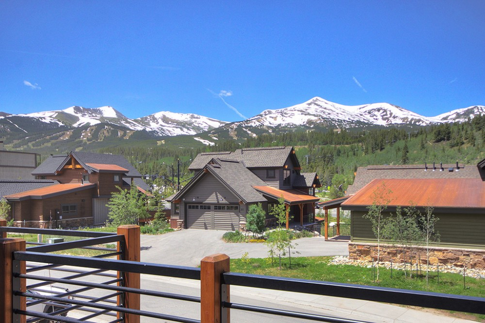 Breckenridge vacation rental with Brand New Mountain Modern Townhome Close to Town     Walk to Gondola