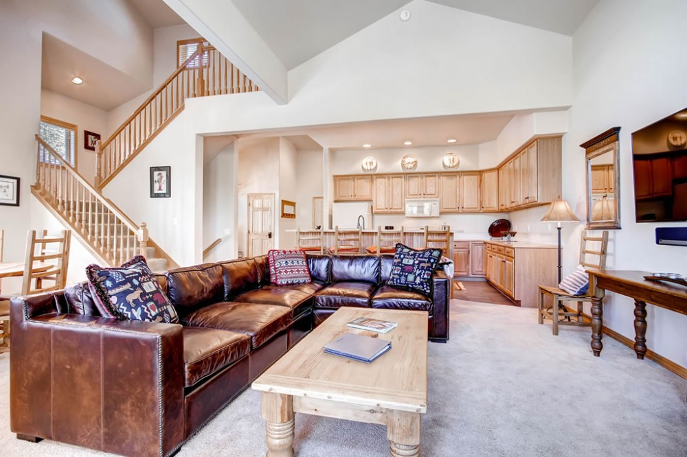 Breckenridge vacation rental with Zen Wolf Townhome - Shuttle To Lifts Shuttle To Town