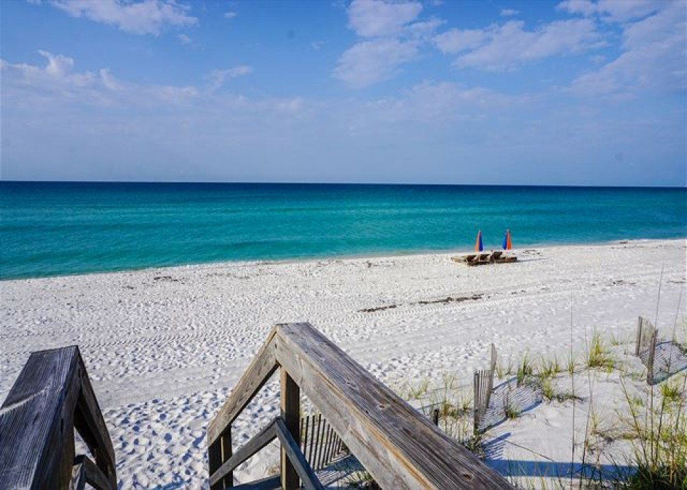 Pensacola Beach vacation rental with NEWLY UPDATED TOWN HOME at Portside Villas  11