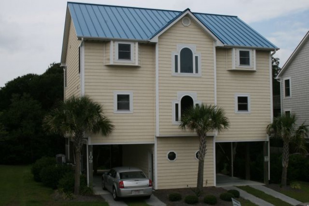 Surf City vacation rental with Slip Away