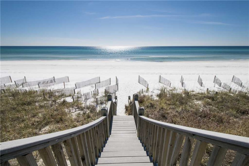 Santa Rosa Beach vacation rental with Chablis by the Sea