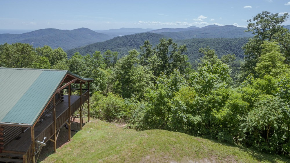 Old Fort vacation rental with AerialView