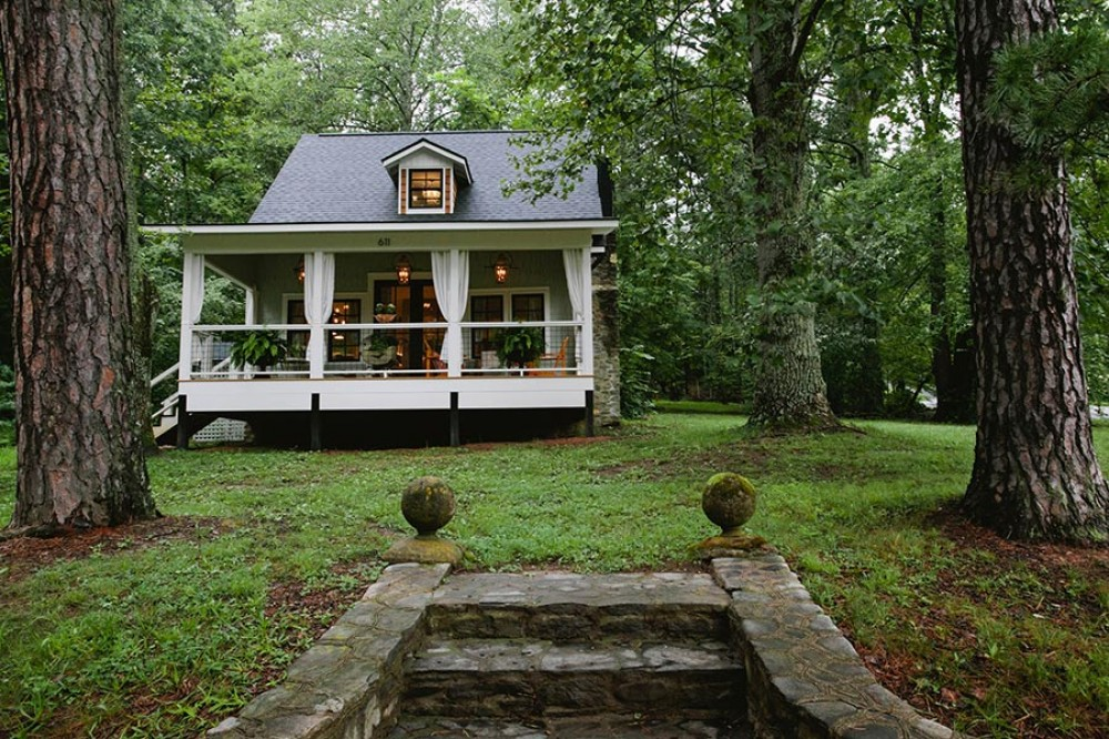 Black Mountain vacation rental with WelcometoHiawassee