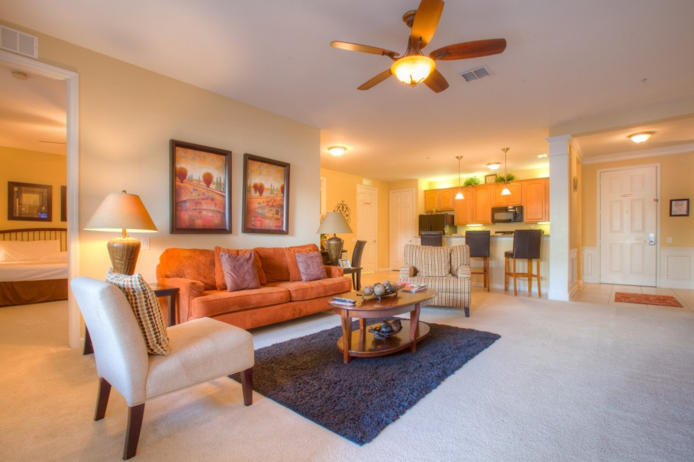 Orlando vacation rental with Orlando Escape -Detailed Luxury Condo with Lots of Space