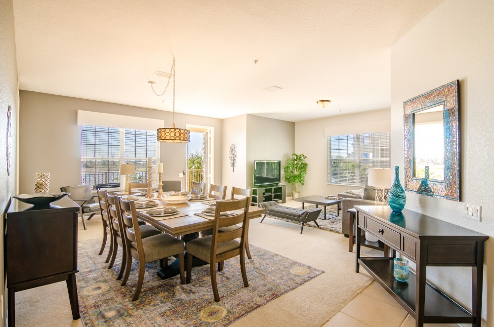 Orlando vacation rental with Spring Lakeview condo close to clubhouse   Orange Convention Center