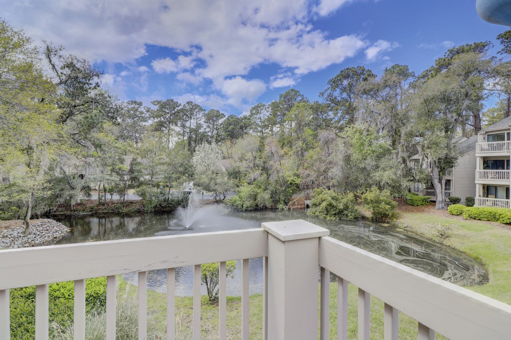 Hilton Head Island vacation rental with ViewfromPrivateBalcony