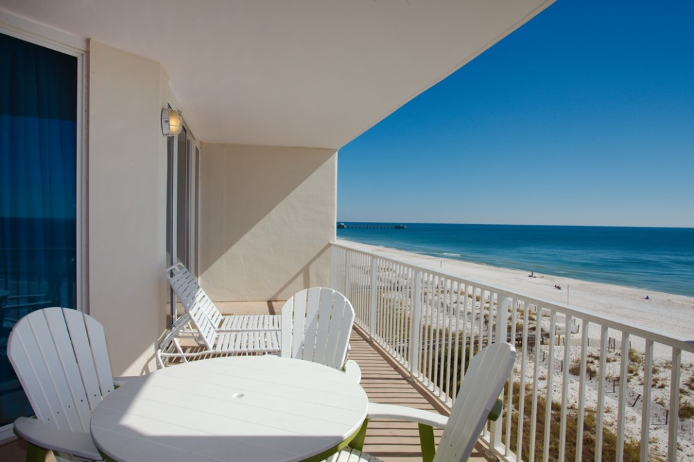 Gulf Shores vacation rental with BalconyEastView