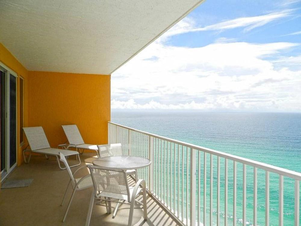 Panama City Beach vacation rental with Balcony