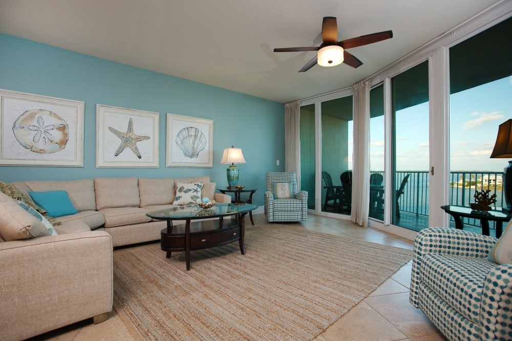 Orange Beach vacation rental with Livingroom