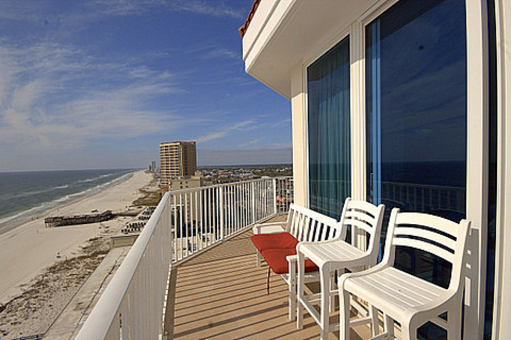 Gulf Shores vacation rental with Balcony1