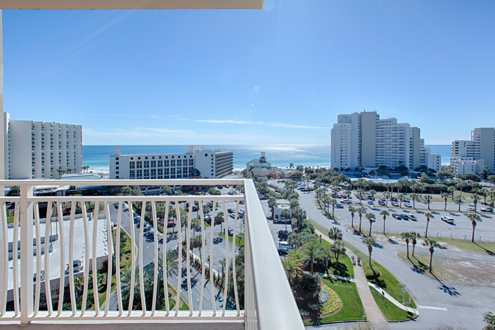 Miramar Beach vacation rental with ViewFromtheBalcony