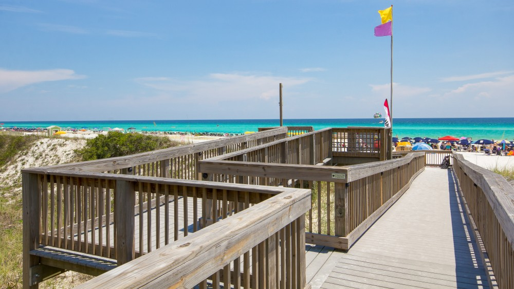 Miramar Beach vacation rental with Community