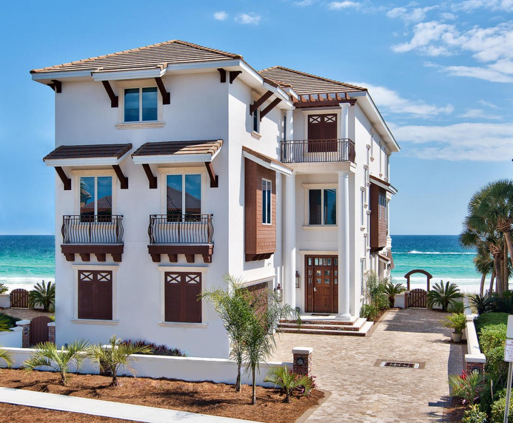 Destin vacation rental with MagnificentGulfFrontHome