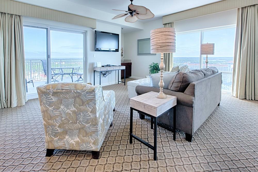 Miramar Beach vacation rental with LivingRoom